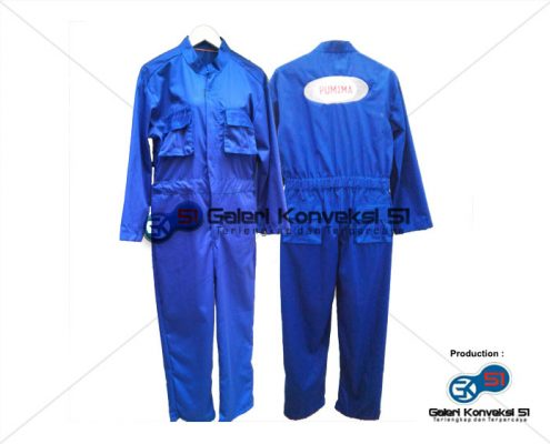Konveksi Wearpack Coverall