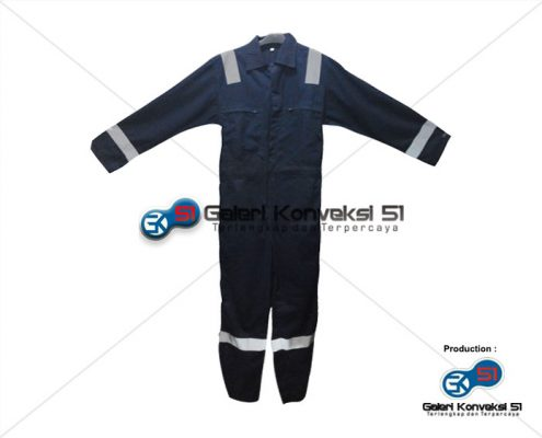 Konveksi Wearpack Coverall Safety