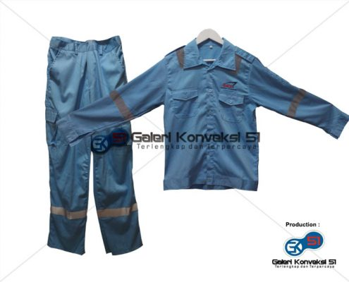 Konveksi Wearpack Safety