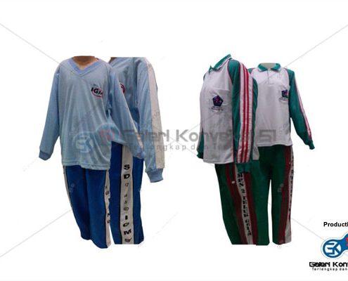 Konveksi Baju Olahraga Sekolah