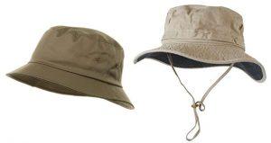 Jenis Bucket Hat dan Topi Rimba