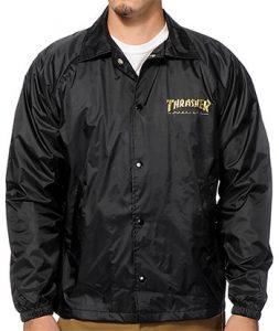 Jenis Coaches Jacket