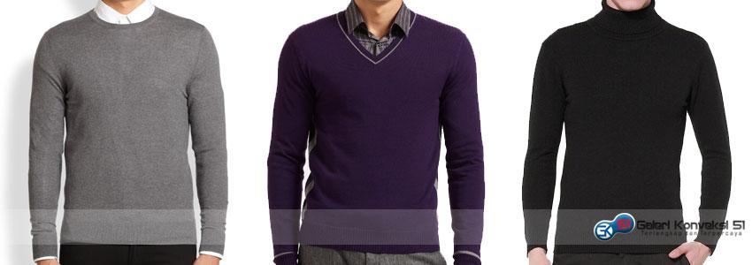 Model Model Sweater