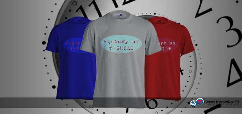 Sejarah Kaos