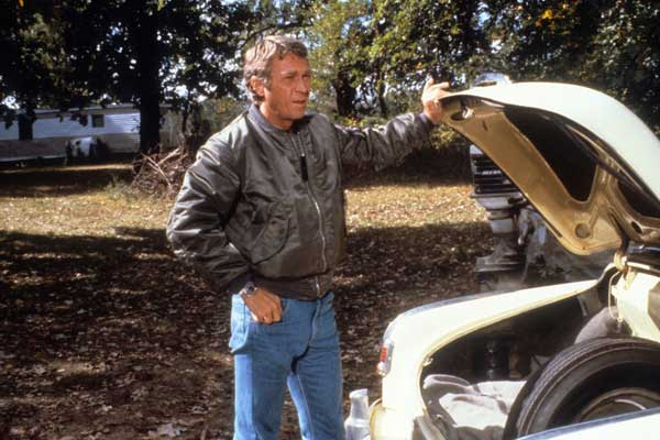 Jaket Bomber Steve Mcqueen The Hunter