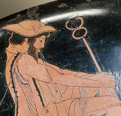 Topi Petasos Hermes