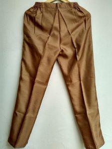 Jenis Kain Celana Thai Silk