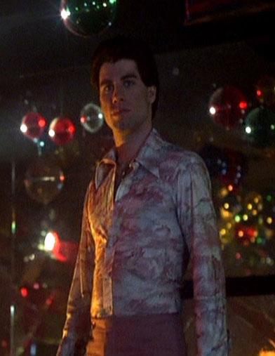 Kemeja John Travolta di Saturday Night Fever