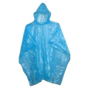 Jas Hujan Bahan Plastik